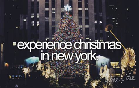 when does christmas start in new york experience in new york pictures photos and images for