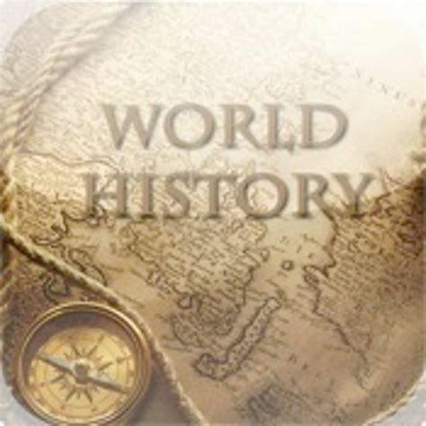 A World History world history podcast