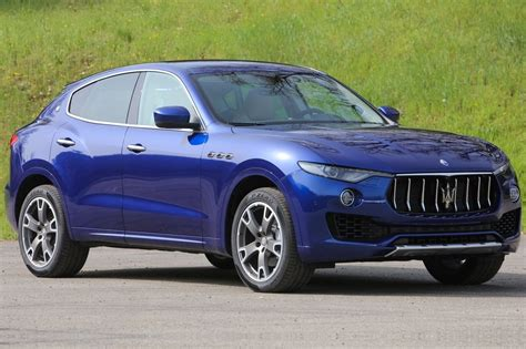 A Maserati by Fordul 243 Pont Meg 233 Rkezett A Maserati Levante