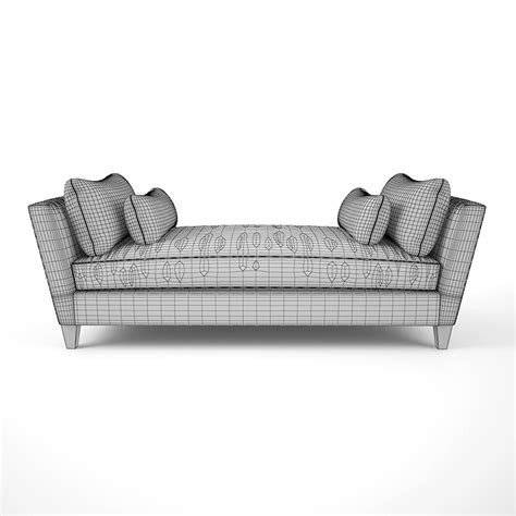 crate and barrel day bed crate and barrel marlowe daybed sofa by emp otu 3docean