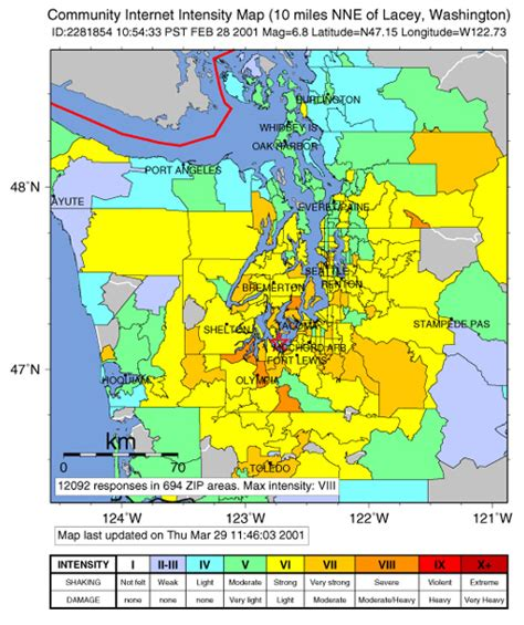 intensity map us states did you feel it community made earthquake shaking maps