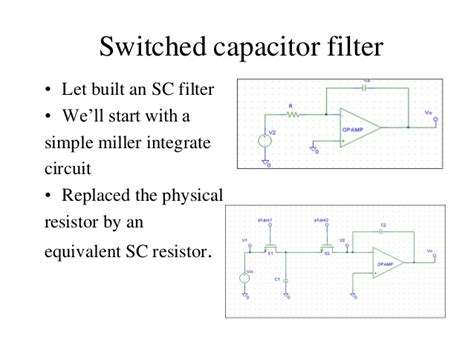 switched capacitor filter sine wave note on switched capacitor filter 28 images switched capacitor filter switched capacitor