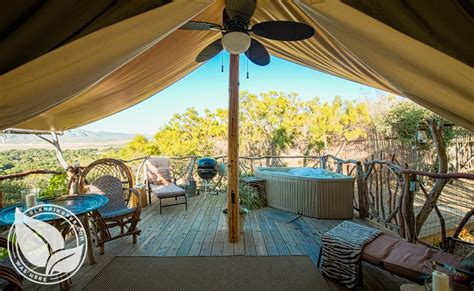 Tent Cabins In California by Safari Tent Cing In California Gling In California