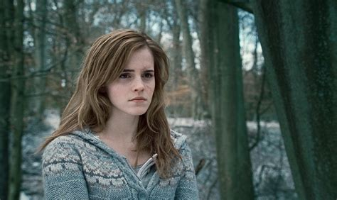 with hermione countdown to harry potter exclusive look at harry and hermione entertainista