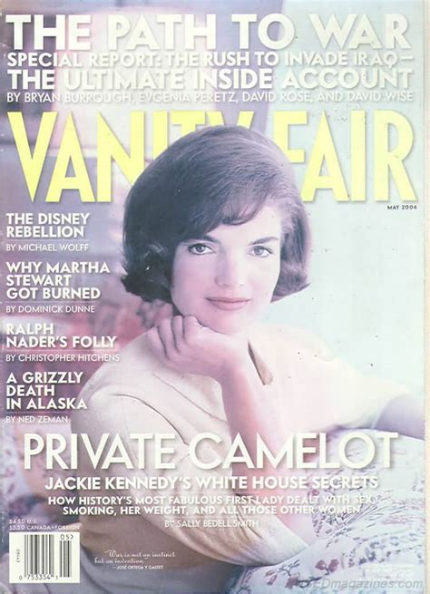 Vanity Fair Magazine Archives by Backissues Vanity Fair May 2004 Product Details