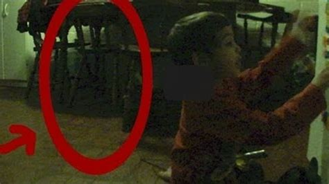ghost chair by itself and scares baby real ghost
