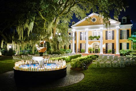 wedding venues southern 2 new orleans wedding venues southern oaks plantation photo collections