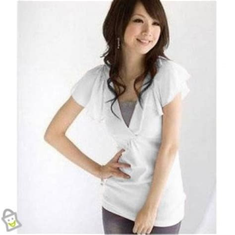 Blouse Sailor Wanita Dress Putih Fashion Korea Sabrina Cotton Murah baju korea sabrina blouse putih toko baju terlengkap 2013
