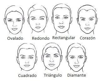 cortes de pelo para diferentes tipo de cara tutti quanti la forma de nuestro rostro
