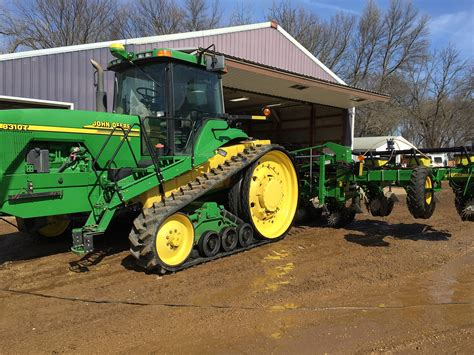 image gallery tractor planter