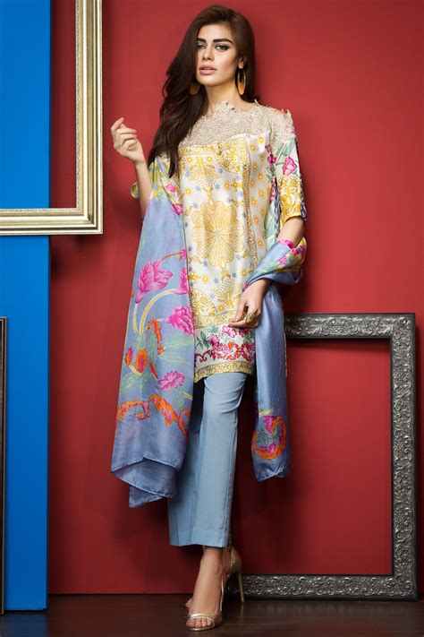new year dress collection khaadi summer lawn dresses designs collection 2017 2018