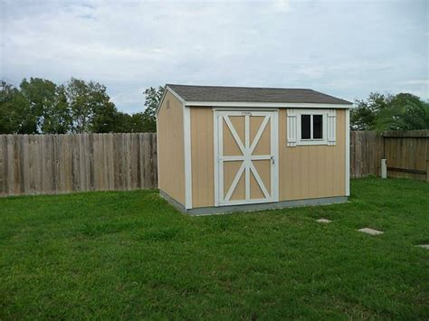 storage shed on cement slab will stay garden shed