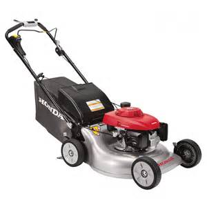 Honda Self Propelled Mower Buying A New Honda Lawn Mower What Are The Options