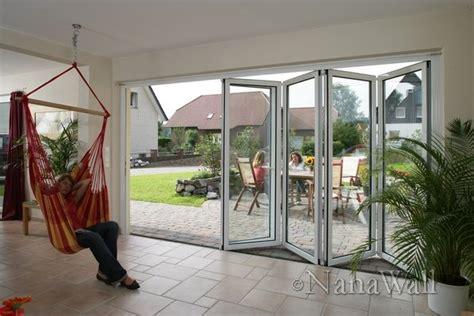 Indoor Outdoor Doors Sleeping Hammock In An Indoor Outdoor Space With Sliding