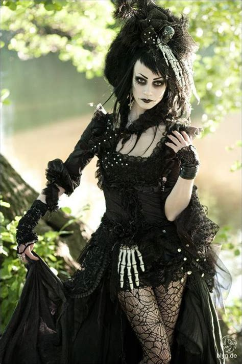victorian goth goth goth style picture
