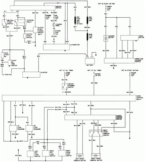 22r ignition wiring diagram wiring diagrams wiring diagram