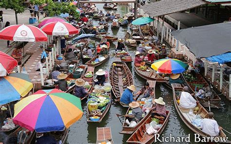 Syari Bangkok Ceruty floating markets around bangkok featured article
