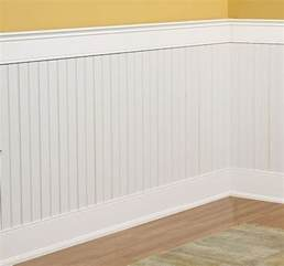 pvc wainscoting sheets beadboard wainscoting kit 4x8 ebay