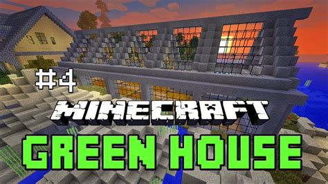 episode 27 ideas for building a house on a budget fine homebuilding minecraft tutorial how to build a greenhouse farm house