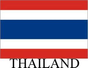 thailand colors thailand flag pictures