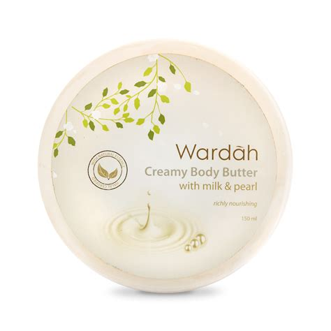Wardah Butter wardah butter milk pearl 150 ml gogobli