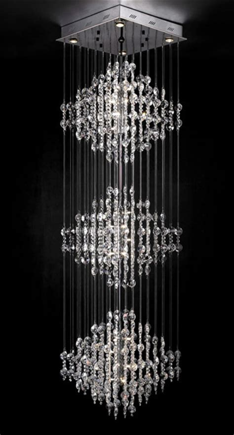ultra modern crystal chandelier  model downloadfree