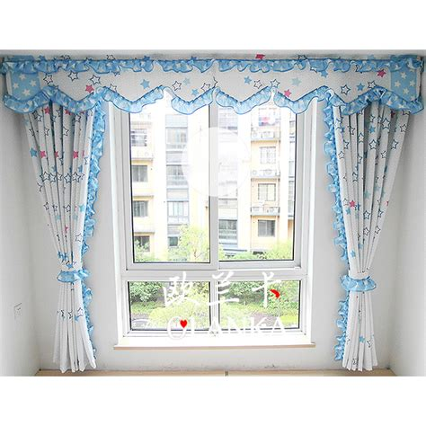 star curtains for kids cute white blue star curtains for kids room