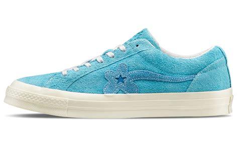 Harga Converse X Golf Le Fleur converse one golf le fleur ox light blue shoes aw lab
