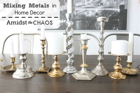 mixing metals in kitchen 100 mixing metals in kitchen roomations the