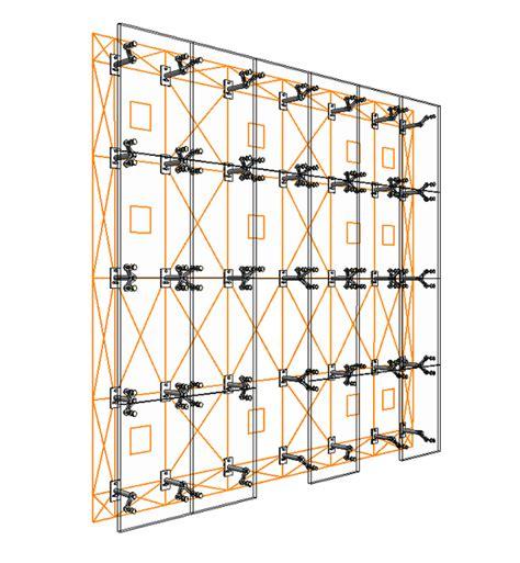 tutorial revit estructura spider glass estructura ara 241 a autodesk revit 3d cad