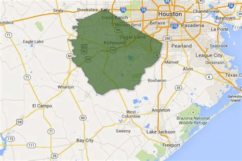 map of fort bend county texas in fast growing fort bend diversity is the key to success houston chronicle