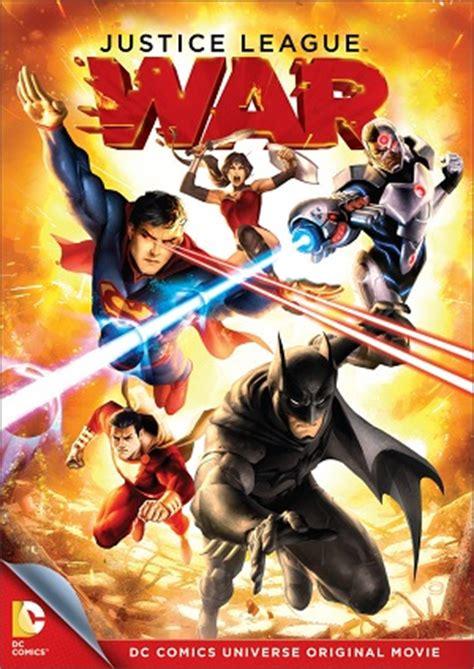 justice league: war wikipedia