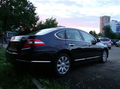 nissan teana 2008 2008 nissan teana for sale 3 5 ff automatic for sale