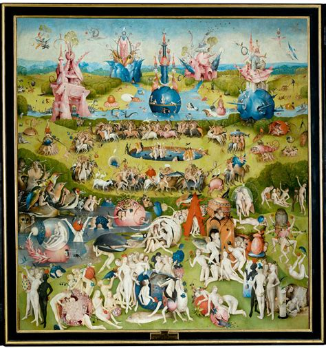 libro hieronymus bosch garden of paradise a modern day interpretation of the garden of earthly delights twistedsifter