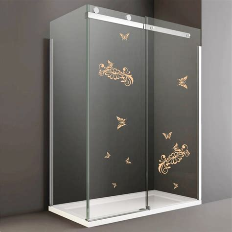 Shower Door Decals shower door vinyl decal 38 eclectic wall decals by