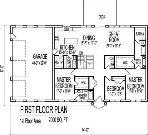 modern home design 4000 square feet 4000 sq ft modern house plans