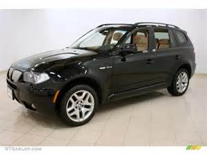 Bmw X3 2008 Jet Black 2008 Bmw X3 3 0si Exterior Photo 47110325