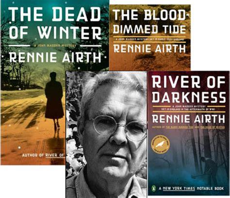 the of a madden mystery books rennie airth s madden series set post world war i through