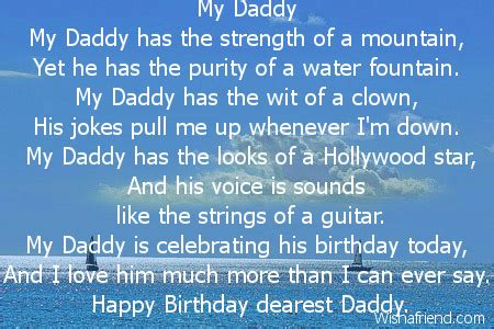 without daddies filling the void of a fatherless childhood books birthday poems