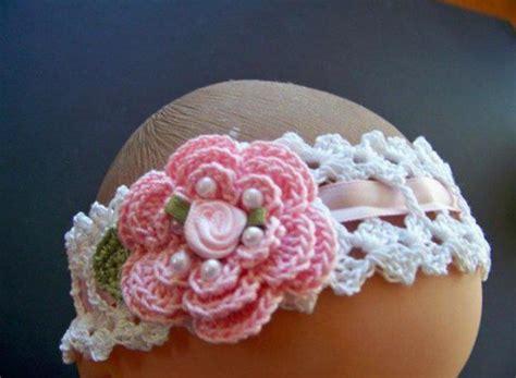 patrones de cintillos a crochet tejidos a crochet para ni 241 os cintillo a crochet