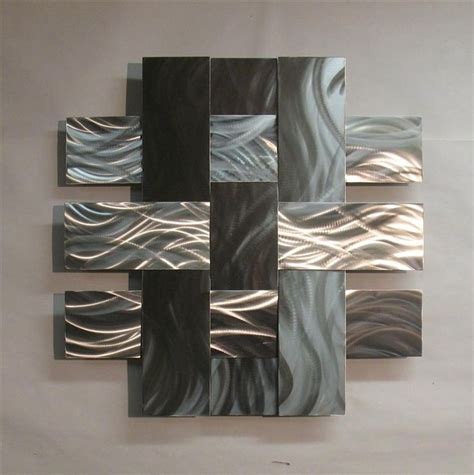Stainless Steel Wall Decor by Wall Designs Steel Wall Wall Designs