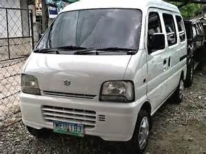 Suzuki Dealer Philippines Norkis Cebu Multicabs Suzuki Multicab Minivan