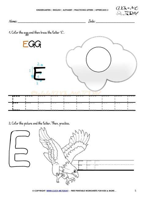 sle of kindergarten writing kindergarten letter e handwriting worksheets kindergarten best free printable worksheets