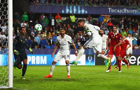 Real Madrid 01 sevilla real madrid prediction 15 01 2017 soccer