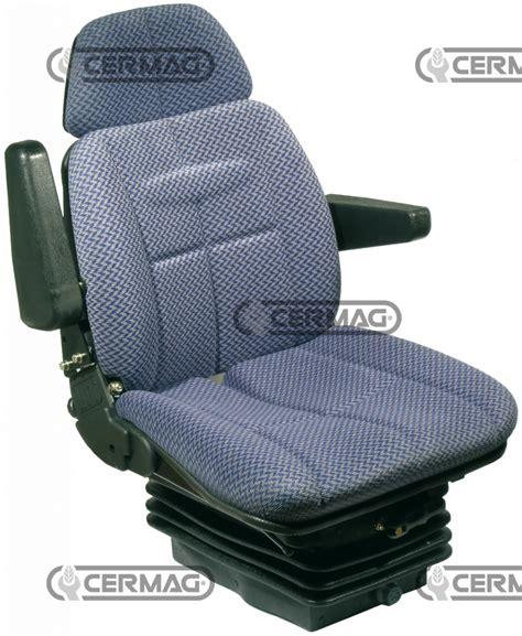 trattori cabinati sedile per trattori cabinati e non cabinati con molleggio