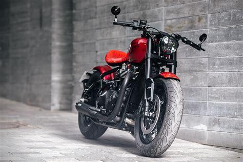 triumph bonneville bobber custom motosiklet teknolsun
