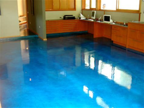 Stained Concrete Personalization
