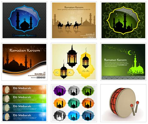 eid card templates psd islamic greeting card template for ramadan kareem or