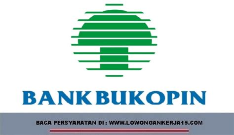Lowongan Marketing Bank by Lowongan Kerja Staff Marketing Pt Bank Bukopin Tbk