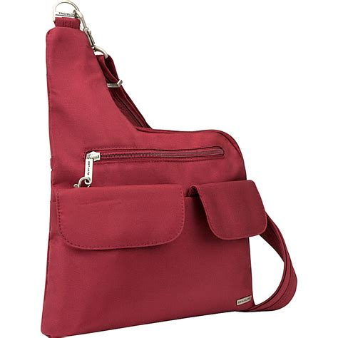Bag Theft by Travelon Anti Theft Classic Crossbody Bag Exclusive